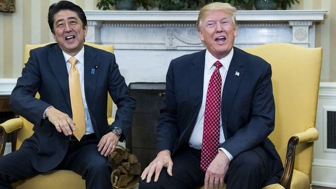 トランプ大統領と安倍首相の蜜月は続くのか