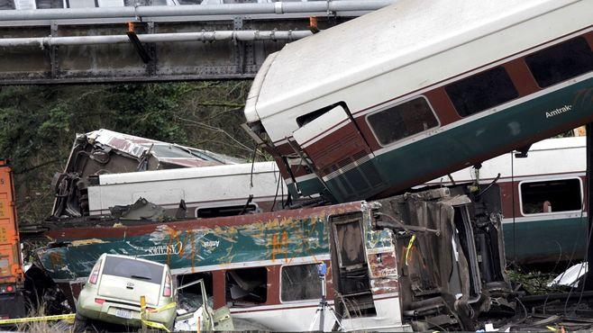 「新線初日に脱線」米列車事故はなぜ起きたか