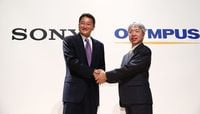 Sony, Olympus to Unveil High-definition Endoscope