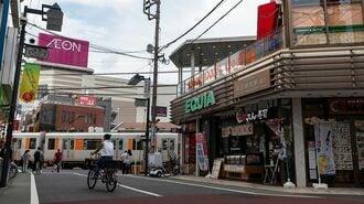 東武東上線「ときわ台から下赤塚」には何があるか