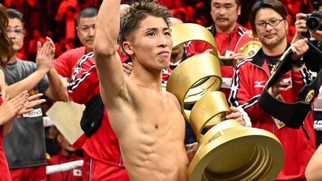 井上尚弥が語る「ボクサーの驚くべき減量事情」