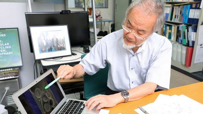 ノーベル賞大隅氏が説く、「役に立つ」の弊害