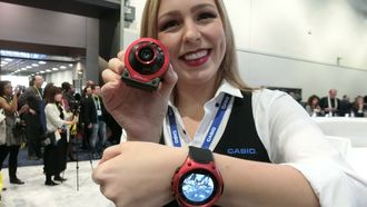 A Look Inside Casio's Most Powerful Smartwatch