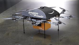 アマゾン無人機配送が抱える、多くの問題