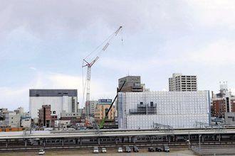 衰退する函館駅前でホテル建設ラッシュのなぜ