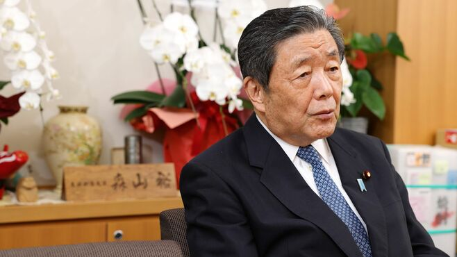 森山裕「菅首相の特長は辛抱強く進めることだ」