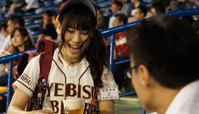 一流の「ビール売り子」が体現する商売の鉄則