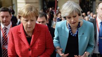 英国の3月EU離脱通告で金融機関が動き出す