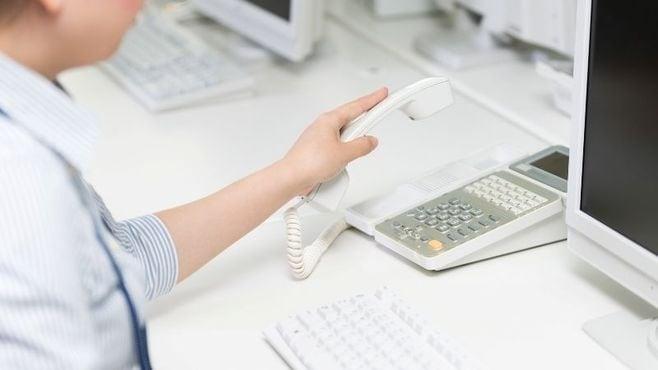 新入社員は早口で電話応対をしてはいけない