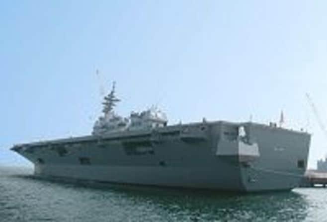 """日本初の""""軽空母""""が誕生、増強される海上兵力"""