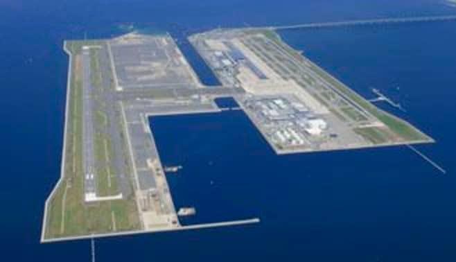 空港に商業モール?関空・伊丹の未来予想図