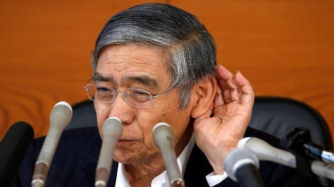 日本株は「日銀ETF中毒」の一歩手前だ