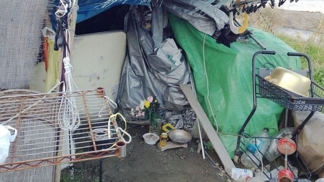 ホームレスを食い物にする輩のありえない悪行