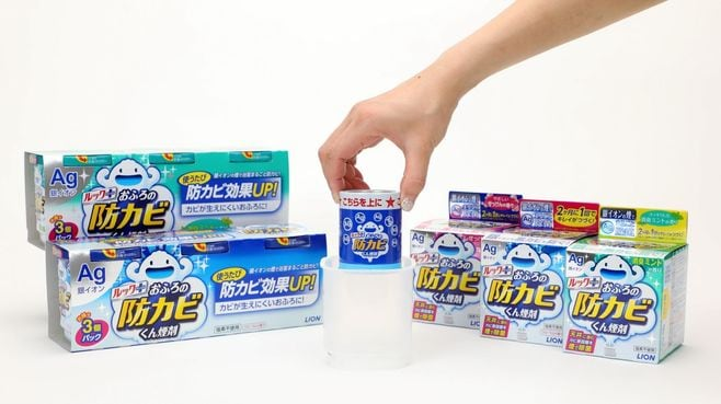 「お風呂で煙をたく」カビ取り剤が売れるワケ