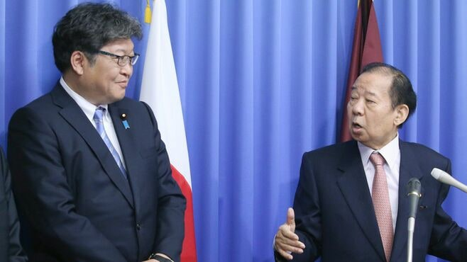 萩生田氏「衆院議長交代」発言、本当の狙いとは