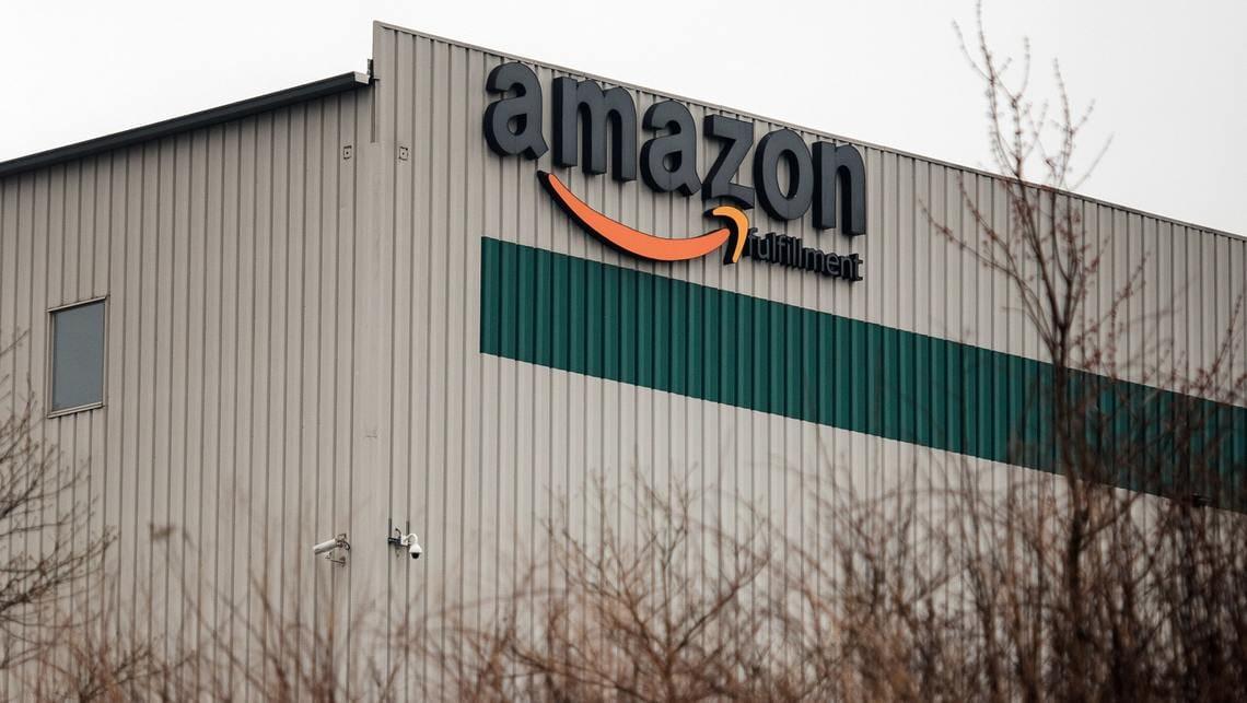 アマゾン 倉庫