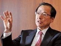 「負のスパイラル」阻止に金融面の役割は大きい--日本銀行副総裁 山口廣秀