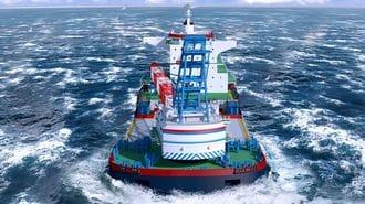 絶好調「マリコン」は、なぜ大型船を造るのか