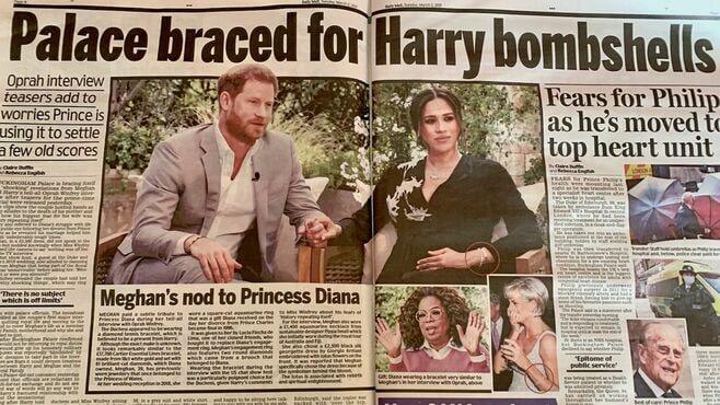 「ヘンリー王子夫妻」がどうにも好かれない理由