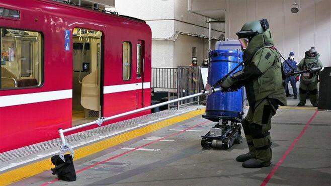 鉄道会社の「手荷物検査」、現実には高いハードル