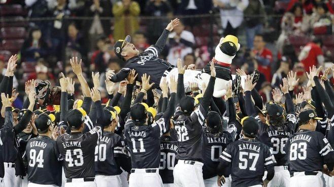 ホークスが「日本シリーズ」で2連覇した要因