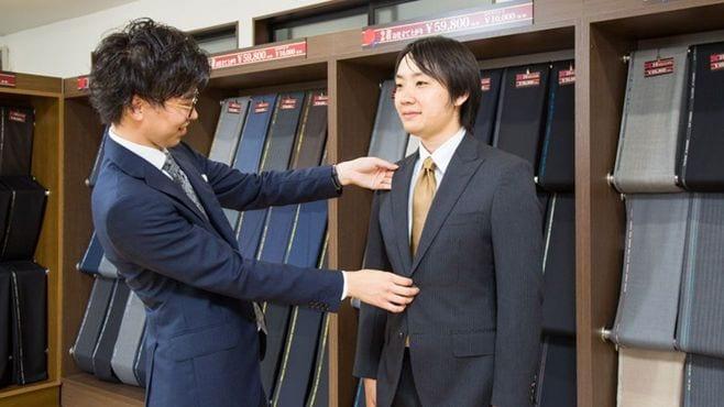 静岡発で快進撃するオーダースーツ店の正体