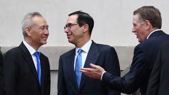 米中通商協議の妥結は意外に早いかもしれない