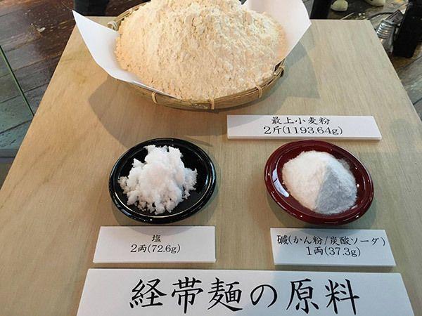 日本で初めてラーメンを食べたの...