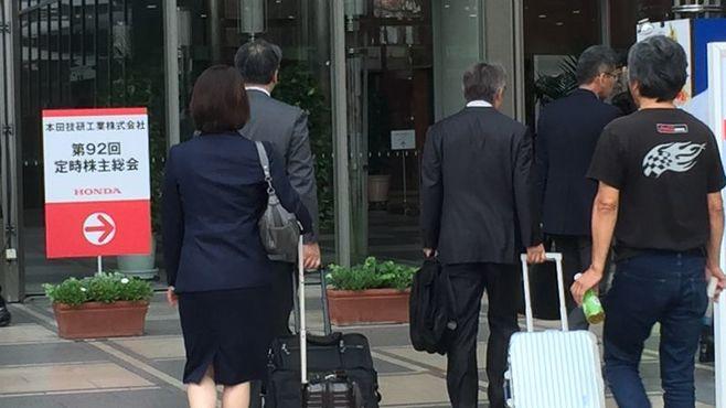 ホンダ、株主が心配する「タカタ問題」の行方