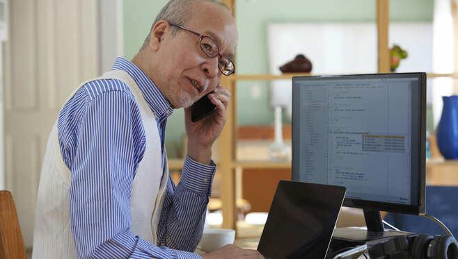 65歳を超えても「働ける人」「働けない人」の境界