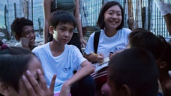 13歳と15歳の日本人が見たフィリピンの現実