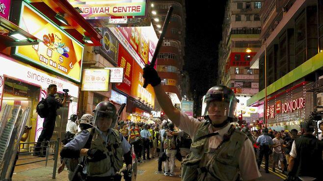 香港の混乱が中国のアキレス腱になりうる理由