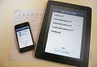 意外な業界がiPhone活用、自動車保険の見積もりも手軽に