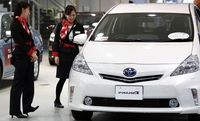 Toyota's New Prius to Get Mileage of 40 km per Liter