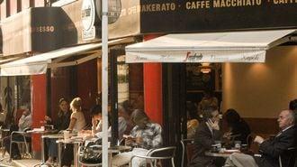 カフェが最も多い都道府県を知っていますか