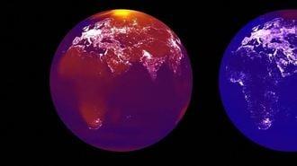 温暖化を放置すると世界経済は23%減少する