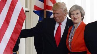 米国と英国のFTA交渉がEUの行方を左右する