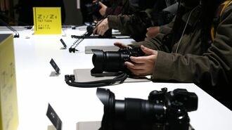 ニコン、巨額赤字で浮上するカメラ事業の不安