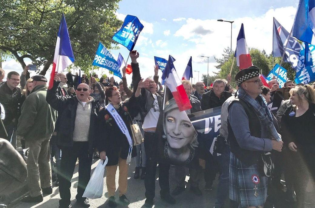 マリーヌ・ルペンが支持を伸ばした真の理由 | ヨーロッパ | 東洋経済 ...