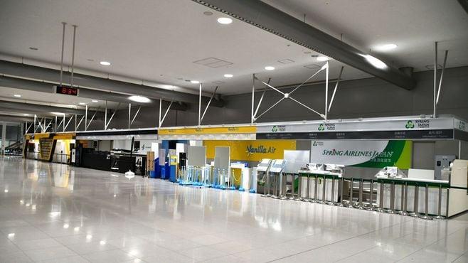 関空第1ターミナル、深刻すぎる被害の実態