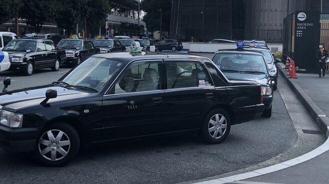 コロナで神話崩壊、名古屋タクシー運転手の告白