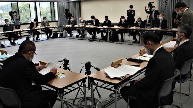 驚きの事実、静岡県リニア文書に「捏造」あった