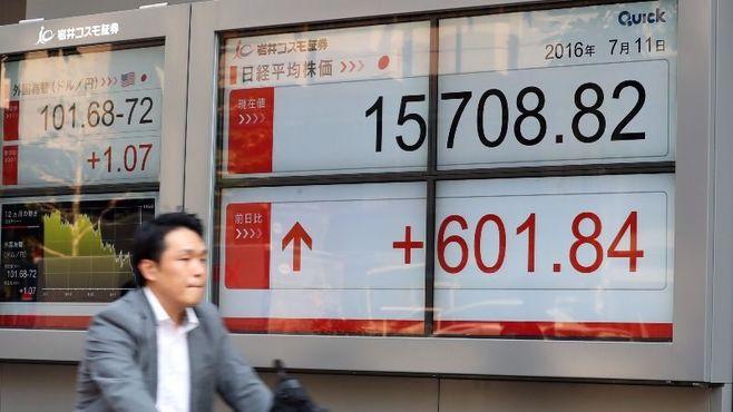 急上昇した日本株、今は冷静に見極めるべき
