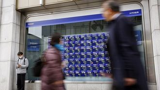 「悲観論後退」でも日本株の戻りが鈍い理由