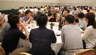 ビジネス会議に起業家予備軍が集う理由