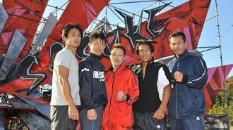 52歳「ミスターSASUKE」山田勝己の甚大な鍛練