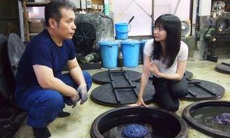 26歳、女性経営者が魂を吹き込む伝統産業
