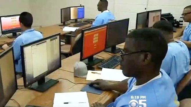 受刑者にプログラミングを教える刑務所の狙い