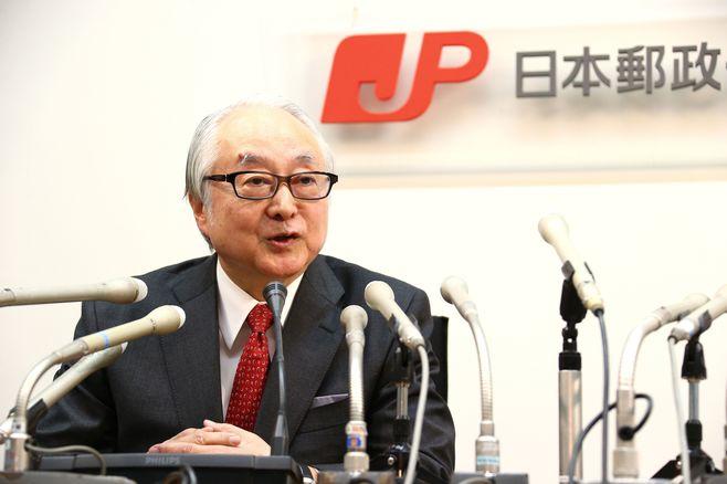 プロ経営者は日本郵政をどう舵取りするのか