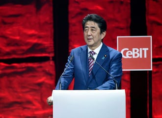 Japan PM to visit Russia for summit with Putin next month